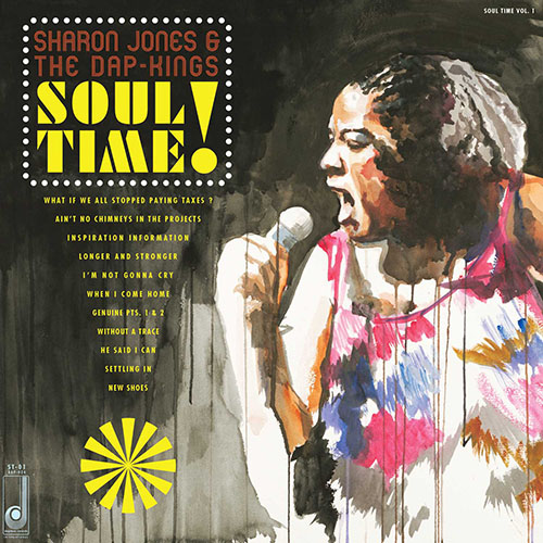 Black to the Music - SJDK - 2011 - LP05 Soul Time