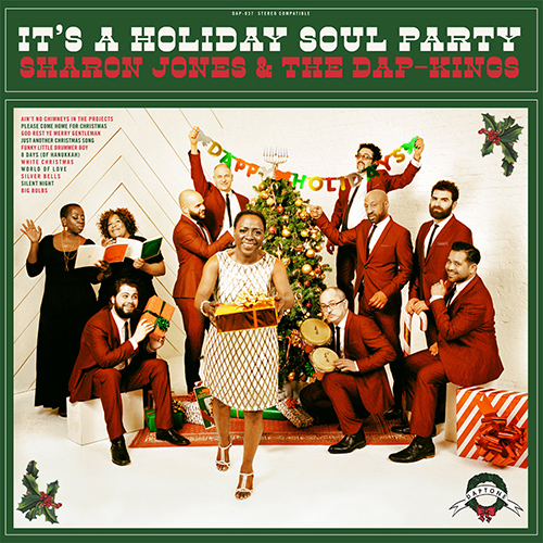 Black to the Music - SJDK - 2015 - LP07 It's a Holiday Party