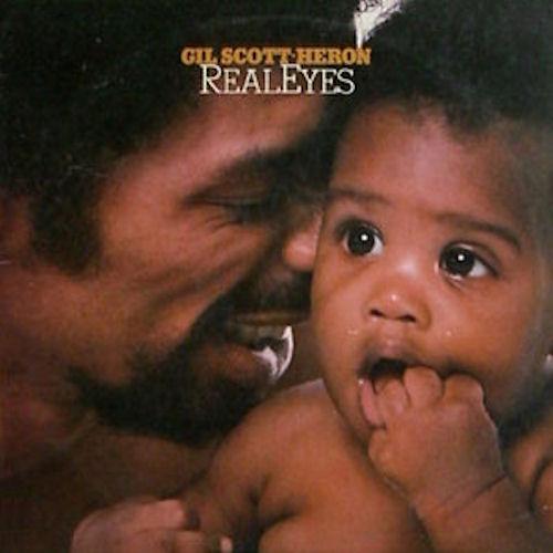 Black to the Music - Gil Scott-Heron 1980 - Real Eyes