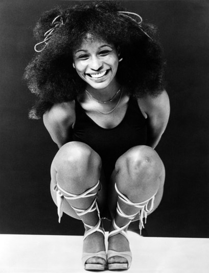Black to the Music - Chaka Khan 12 (c) Express Newspapers - Getty Images
