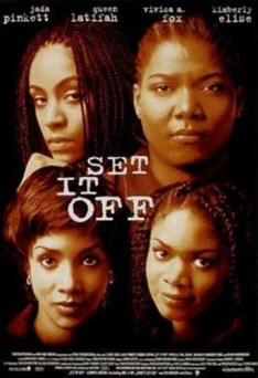 Black to the Music - Chaka Khan 12 - film Set It Off 1996