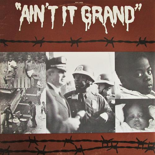 Black to the Music - Eric Bibb - 1972 - AIN'T IT GRAND