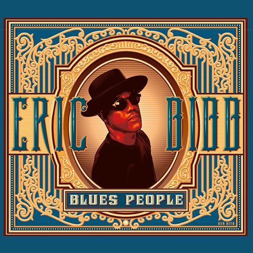 Black to the Music - Eric Bibb - 2014 - BLUES PEOPLE