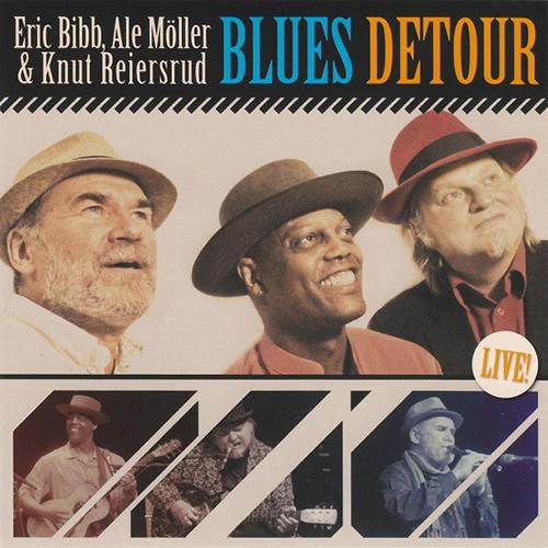 Black to the Music - Eric Bibb - 2014 - Eric Bibb, Ale Möller & Knut Reiersrud - Blues Detour