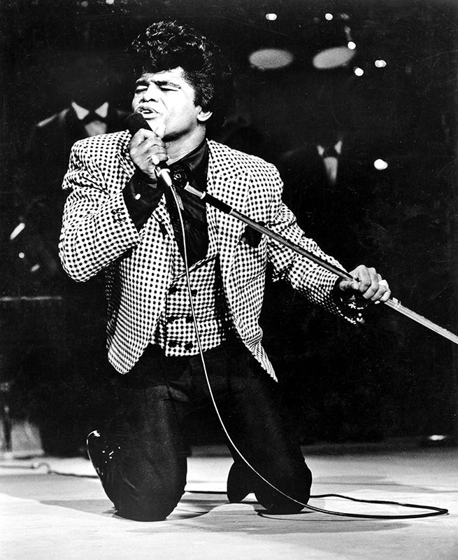 Black to the Music - James Brown B1 - oct. 1964 - (c) Michael Ochs Archives.Getty Images