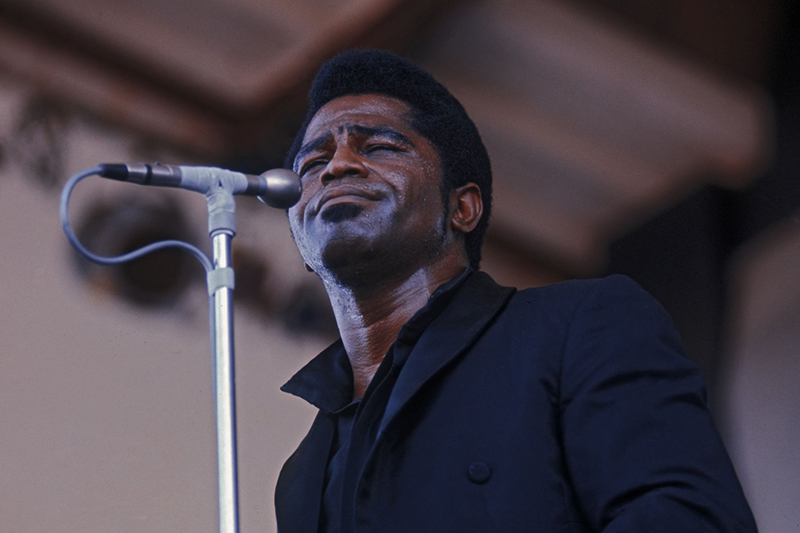 Black to the Music - James Brown B2 - (c) Getty images
