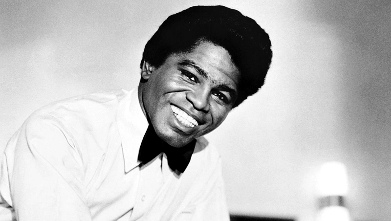 Black to the Music - James Brown B4