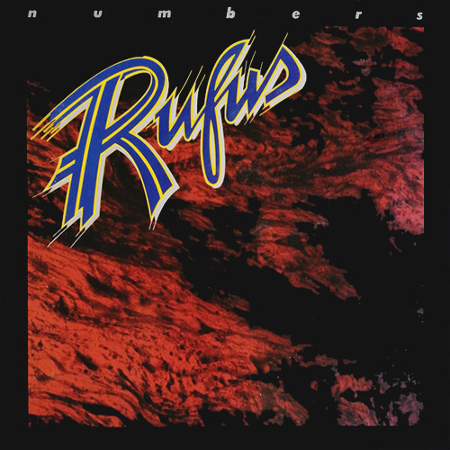 Black to the Music - Rufus - 1979 - Numbers