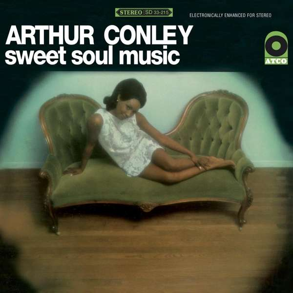 Black to the Music – 1967 Arthur Conley - Sweet Soul Music
