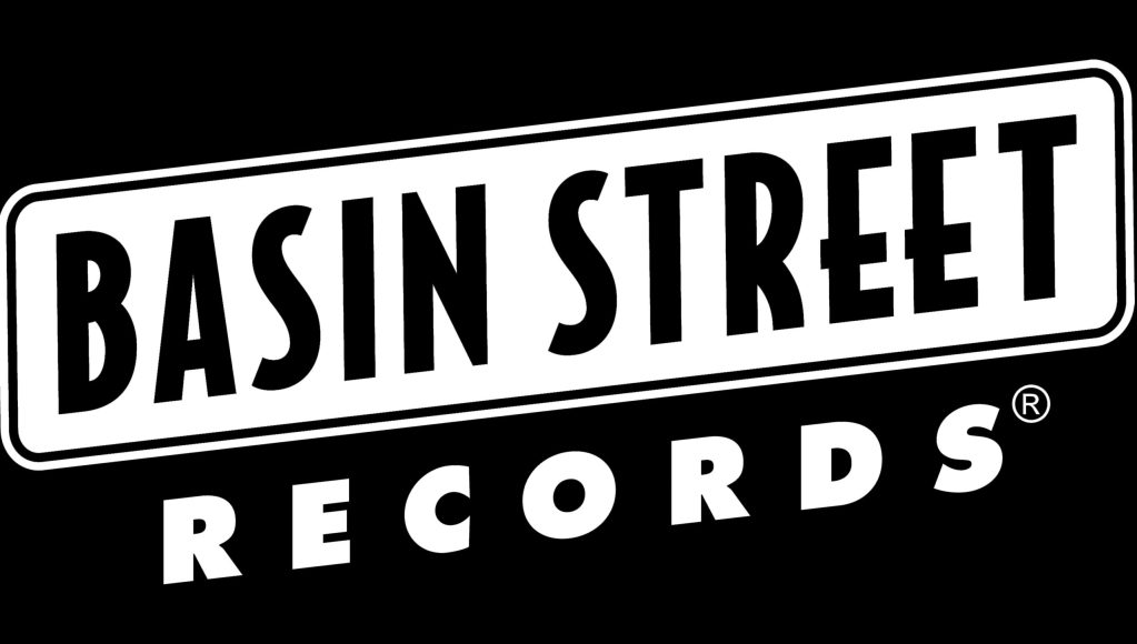 Black to the Music - logo Basin Street Records