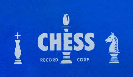Black to the Music - logo Chess Records 01