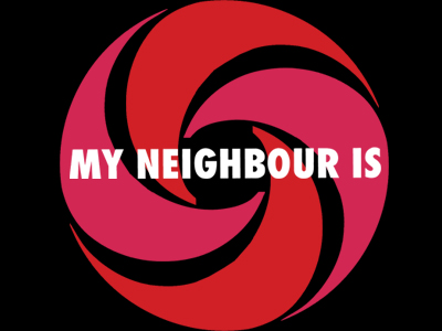 Black to the Music - My Neighbour Is