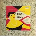 Black to the Music - Dinah Washington - 1952 Dynamic Dinah