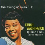 "Black to the Music - Dinah Washington - 1957 The Swingin' Miss ""D"""