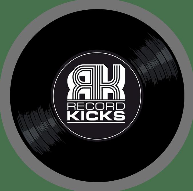 Black to the Music - Record Kicks