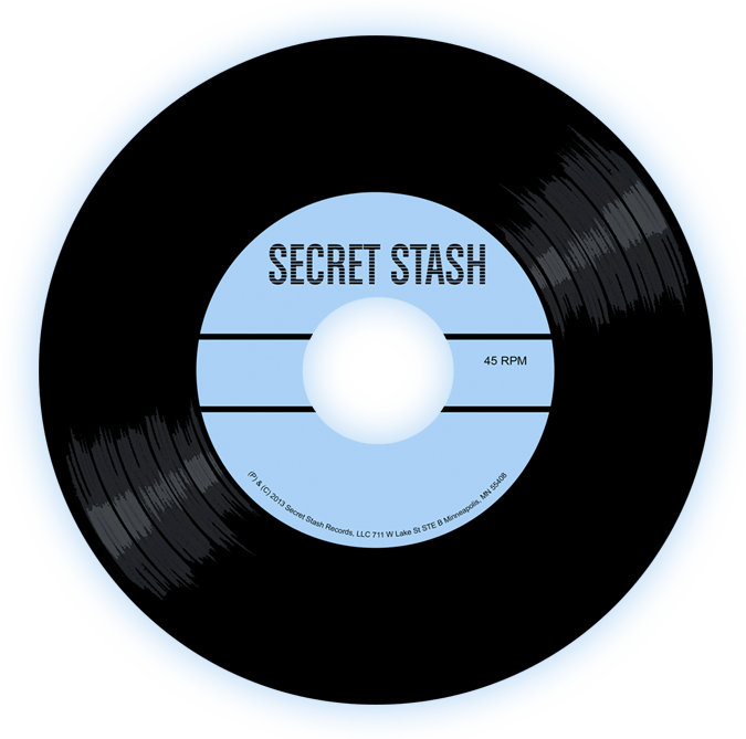 Black to the Music - Secret Stash