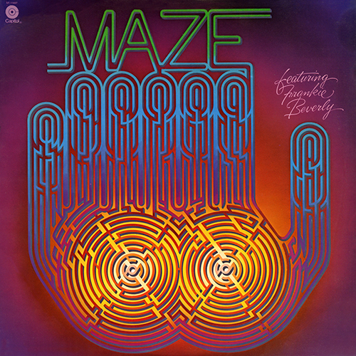 Black to the Music - Maze - 1977 Maze featuring Frankie Beverly