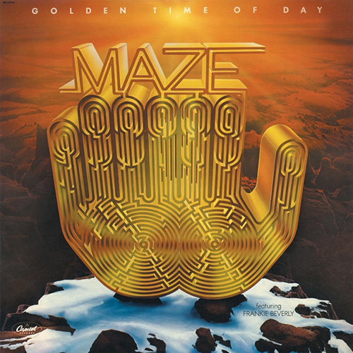 Black to the Music - Maze - 1978 Golden Time of Day