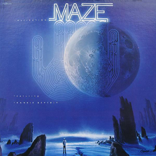 Black to the Music - Maze - 1979 Inspiration