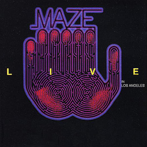 Black to the Music - Maze - 1986 Live in Los Angeles