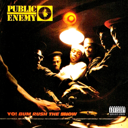Black to the Music - Public Enemy 1987 Yo! Bum Rush the Show