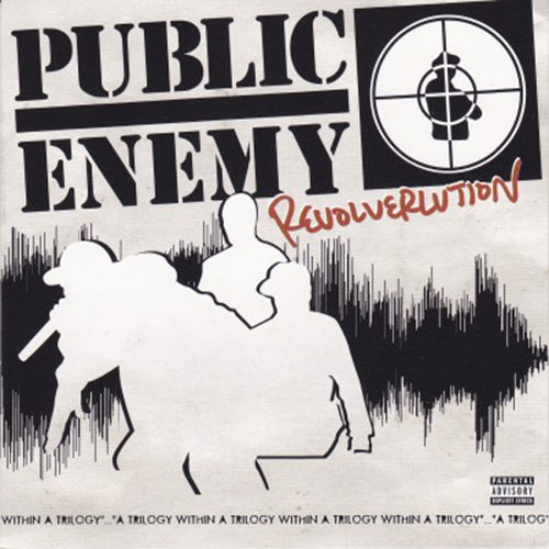 Black to the Music - Public Enemy 2002 Revolverlution