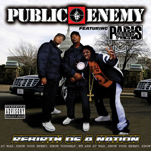 Black to the Music - Public Enemy 2006 Rebirth Of A Nation