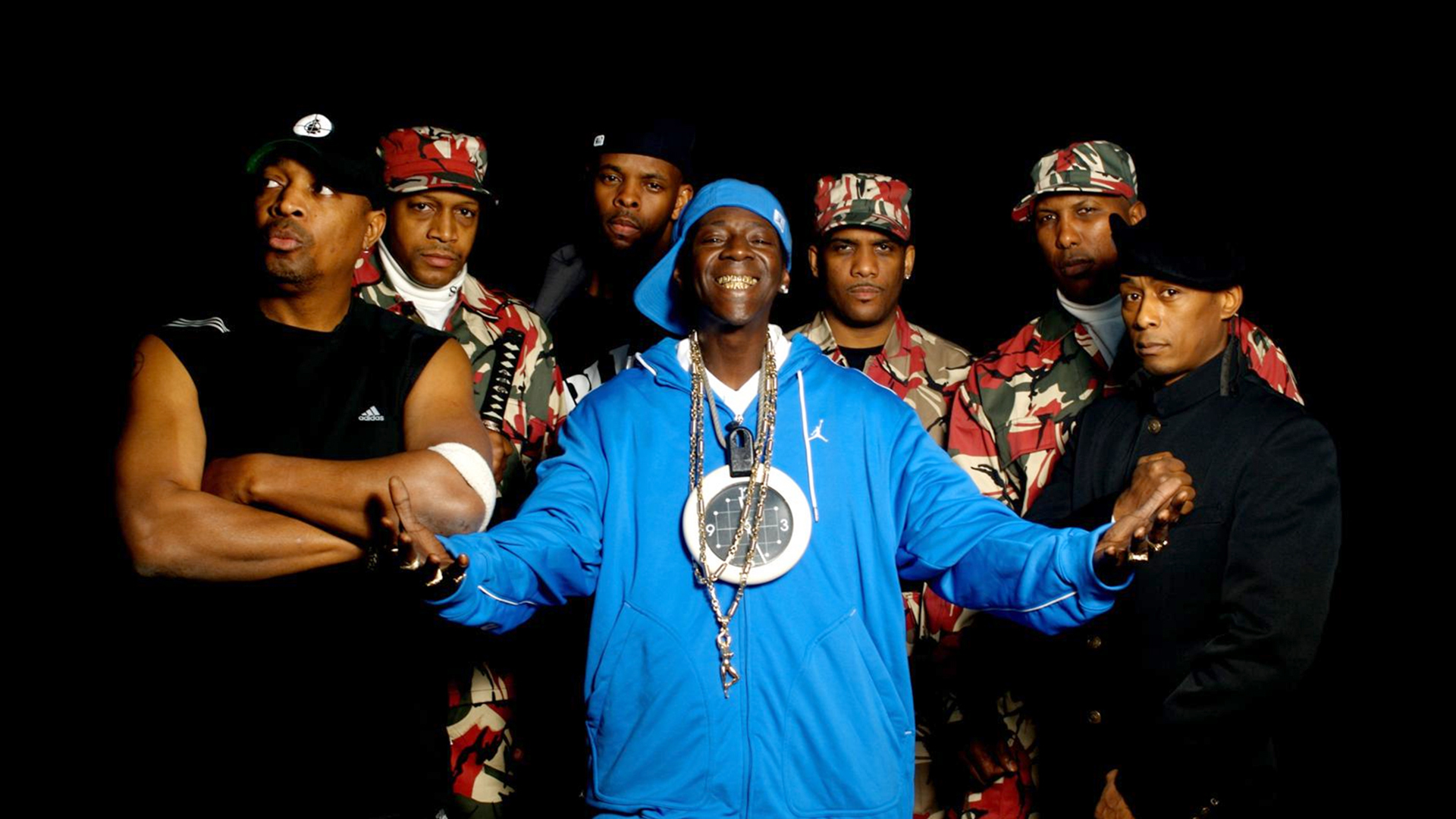 Black to the Music - Public Enemy gallery1