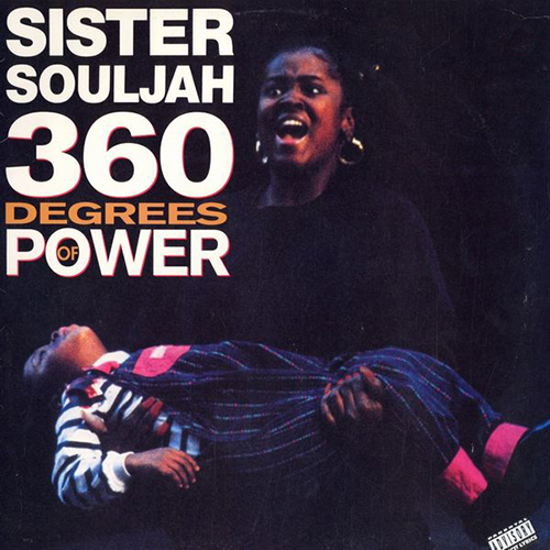 Black to the Music - Sista Souljah 1992 360 Degrees of Power
