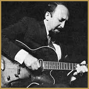 Black to the Music - Barney Kessel
