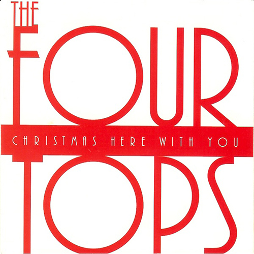 Black to the Music - The Four Tops - LP 29-1995 Christmas Here With You
