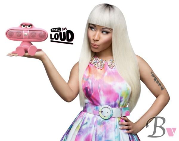 Nicki Minaj x Beats by Dr. Dre 'Pink Pill' Commercial ft ...