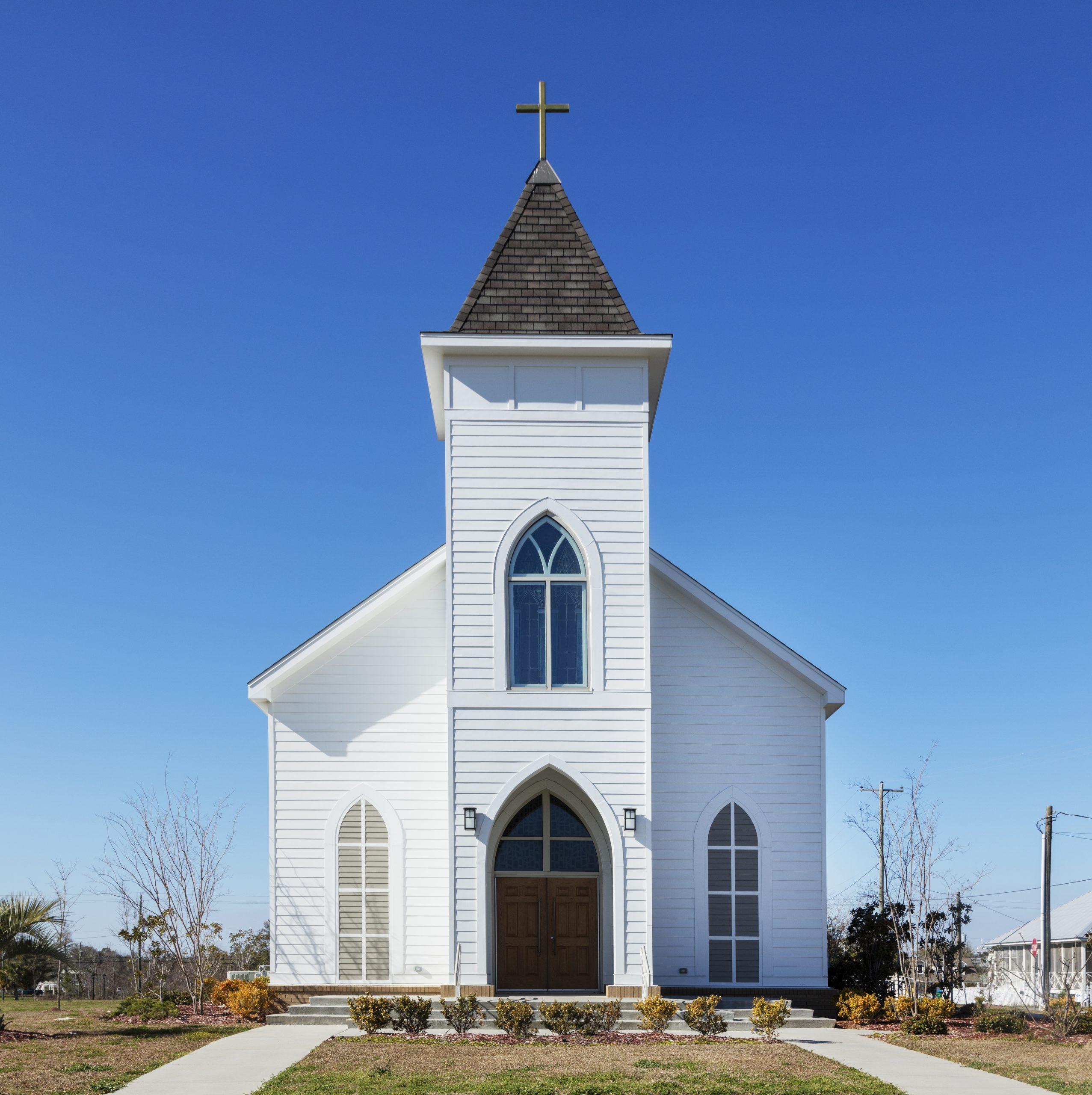 California Can't Enforce Indoor Church Service Ban