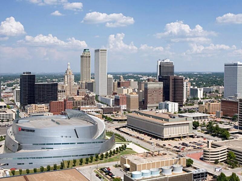 Greenwood district Tulsa Oklahoma