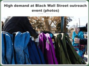 ThisIsReno Black Wall Street Reno Outreach