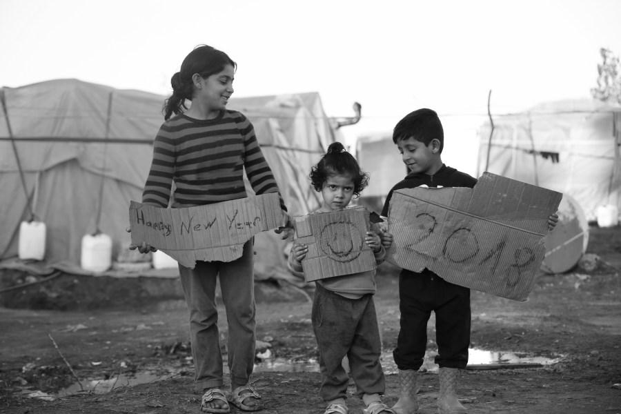 Blackwater.live - Syrern helfen