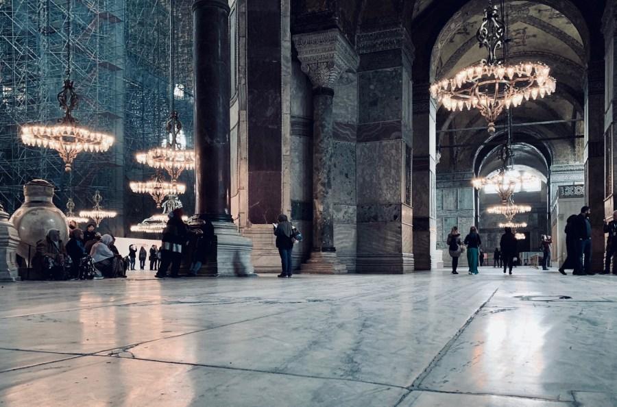 Blackwater.live - Hagia Sophia, Istanbul 2020