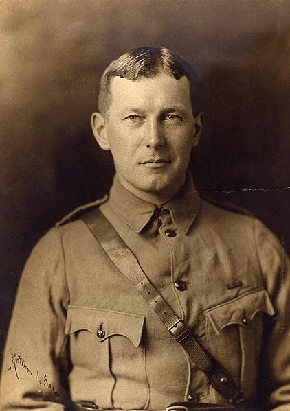John McCrae c.1914