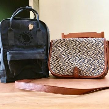 Mini Backpack & Purse