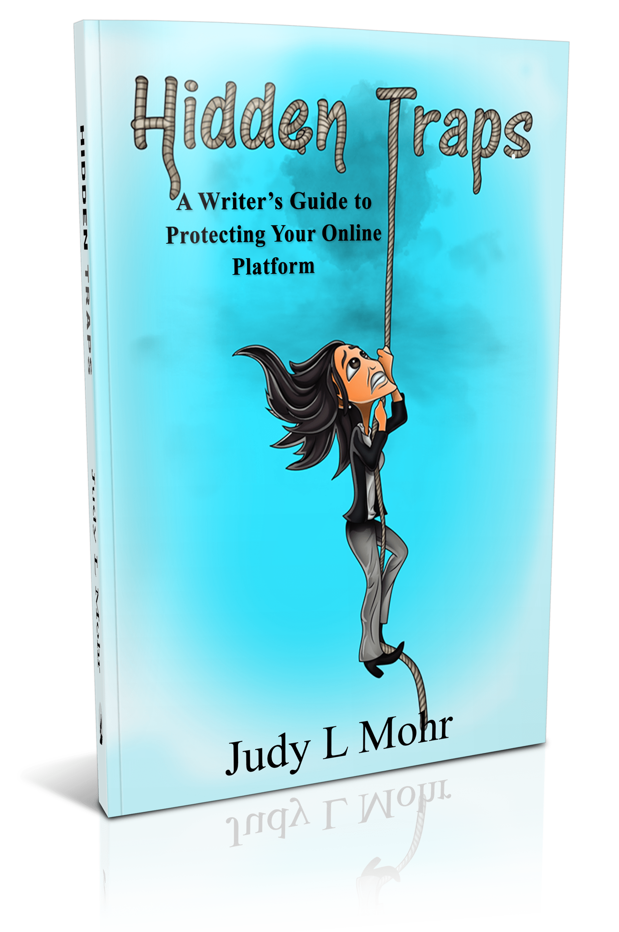 Hidden Traps by Judy L Mohr