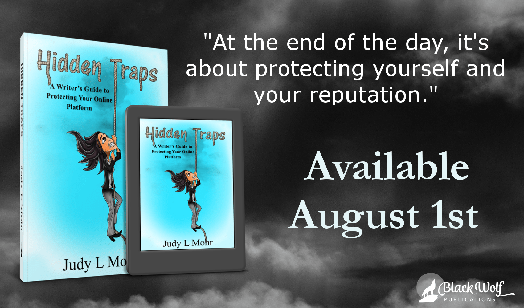 Hidden Traps by Judy L Mohr (Available August 1st)