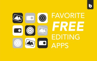 Our Favorite Free Photo Editing Apps