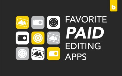 Our Favorite Paid Photo Editing Apps