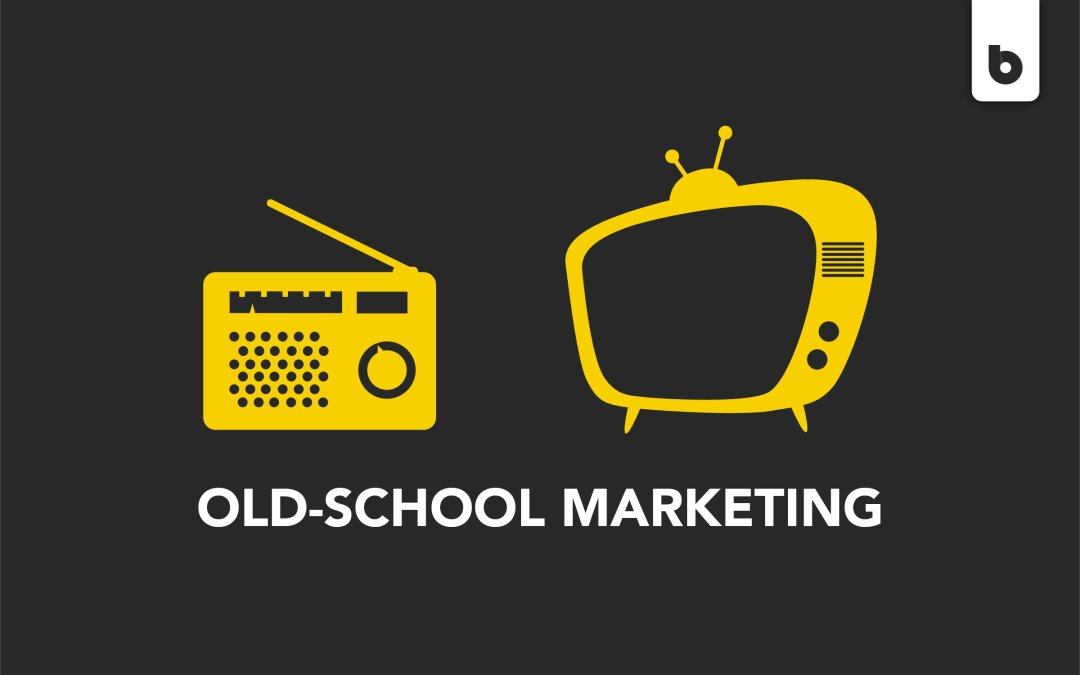 is old-school electronic marketing still relevant