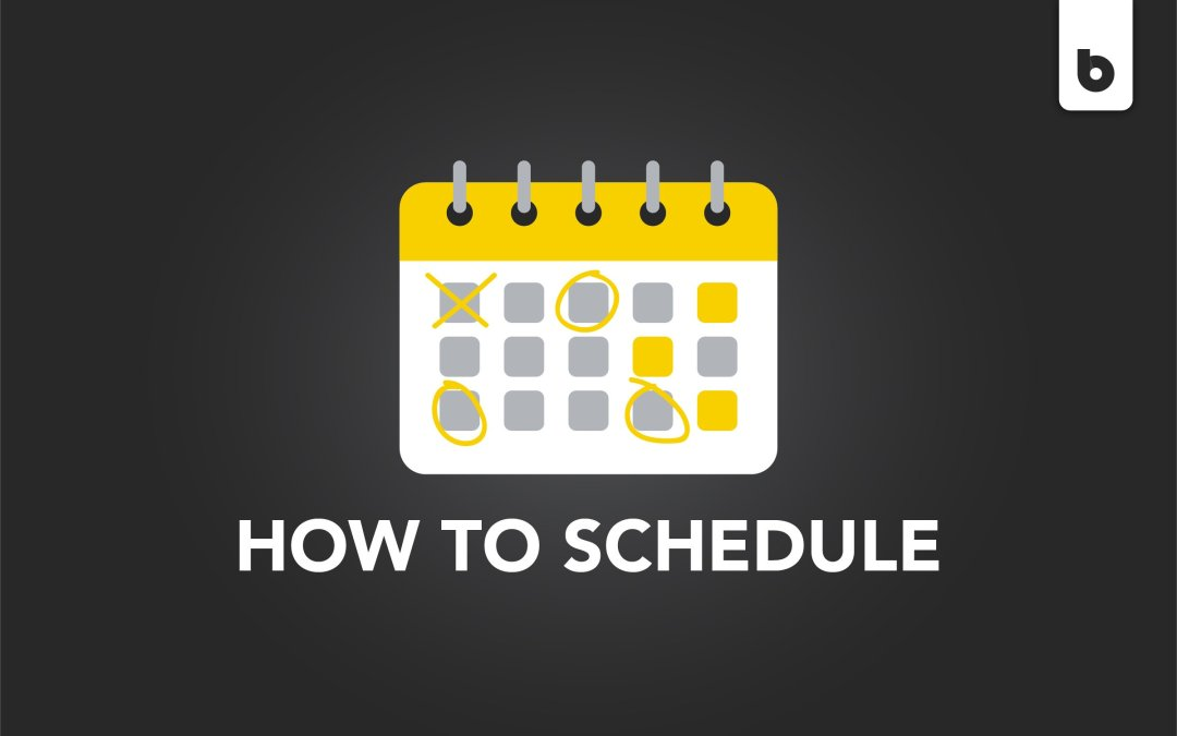 Here's How To Schedule Your Social Media Posts