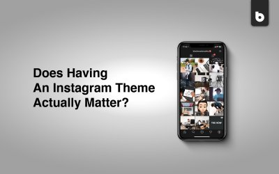 Does Having An Instagram Theme Actually Matter?