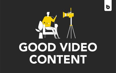 What Makes Good Video Content?