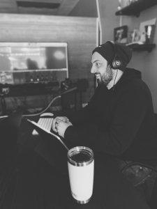 big brand theory podcast Kyle Johnson blackwood creative