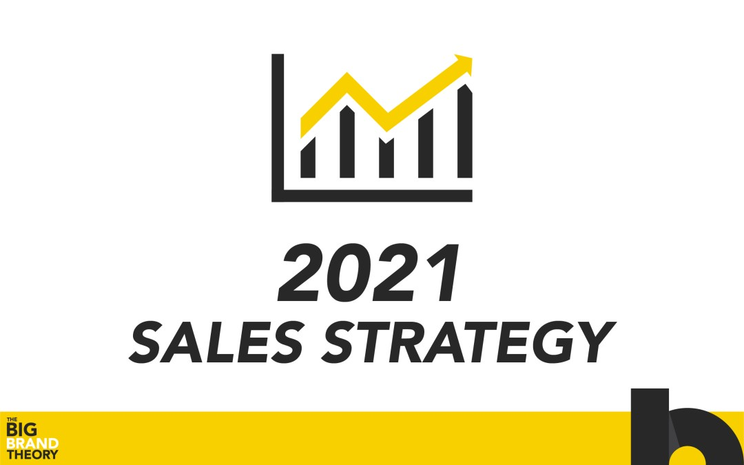 2021 Sales Strategy - The Big Brand Theory