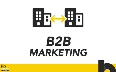 B2B Marketing & Brand Equity: The Big Brand Theory